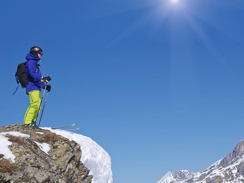 Skitouren - Winterurlaub Berchtesgaden