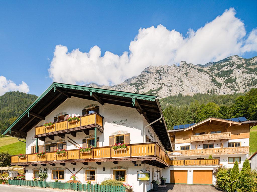 Hotel-Gasthof Wörndlhof - Ihr Refugium am Hintersee