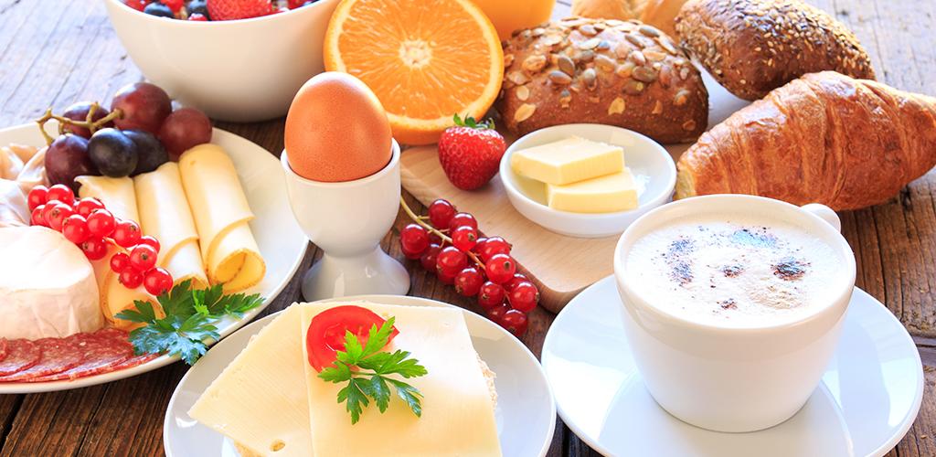 Frühstück am HIntersee - Wörndlhof