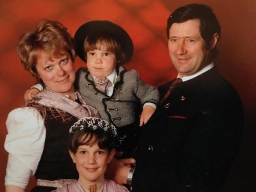 Familie Bartels früher