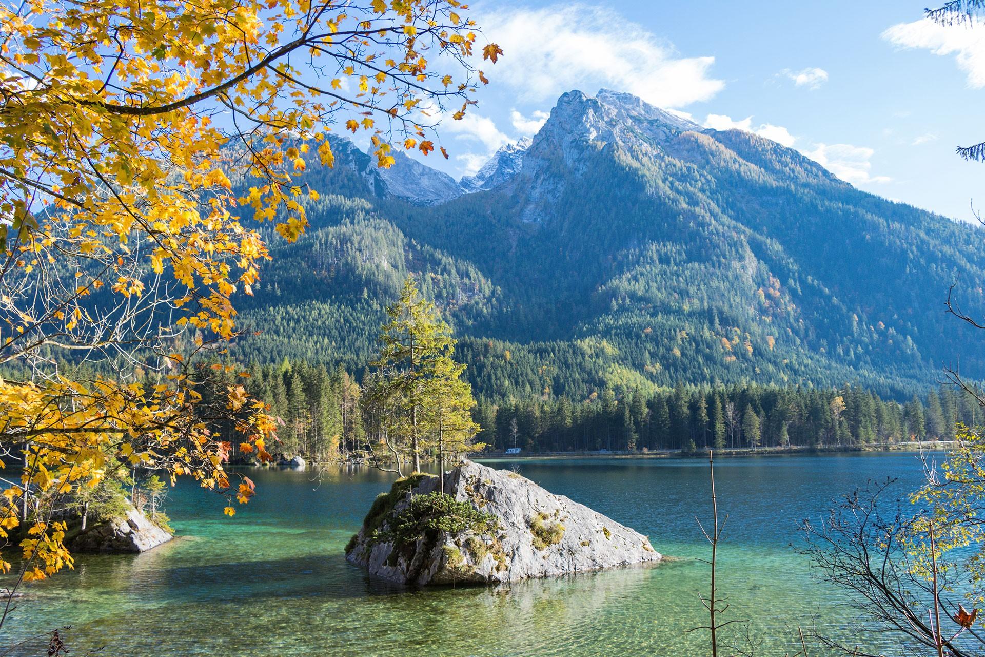 Urlaub in Berchtesgaden-Ramsau-HIntersee