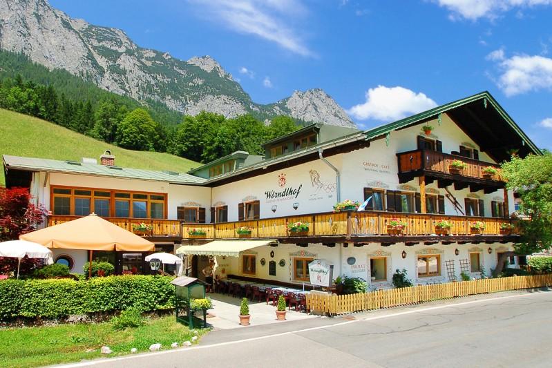 Gasthof Wörndlhof - Hintersee Berchtesgaden