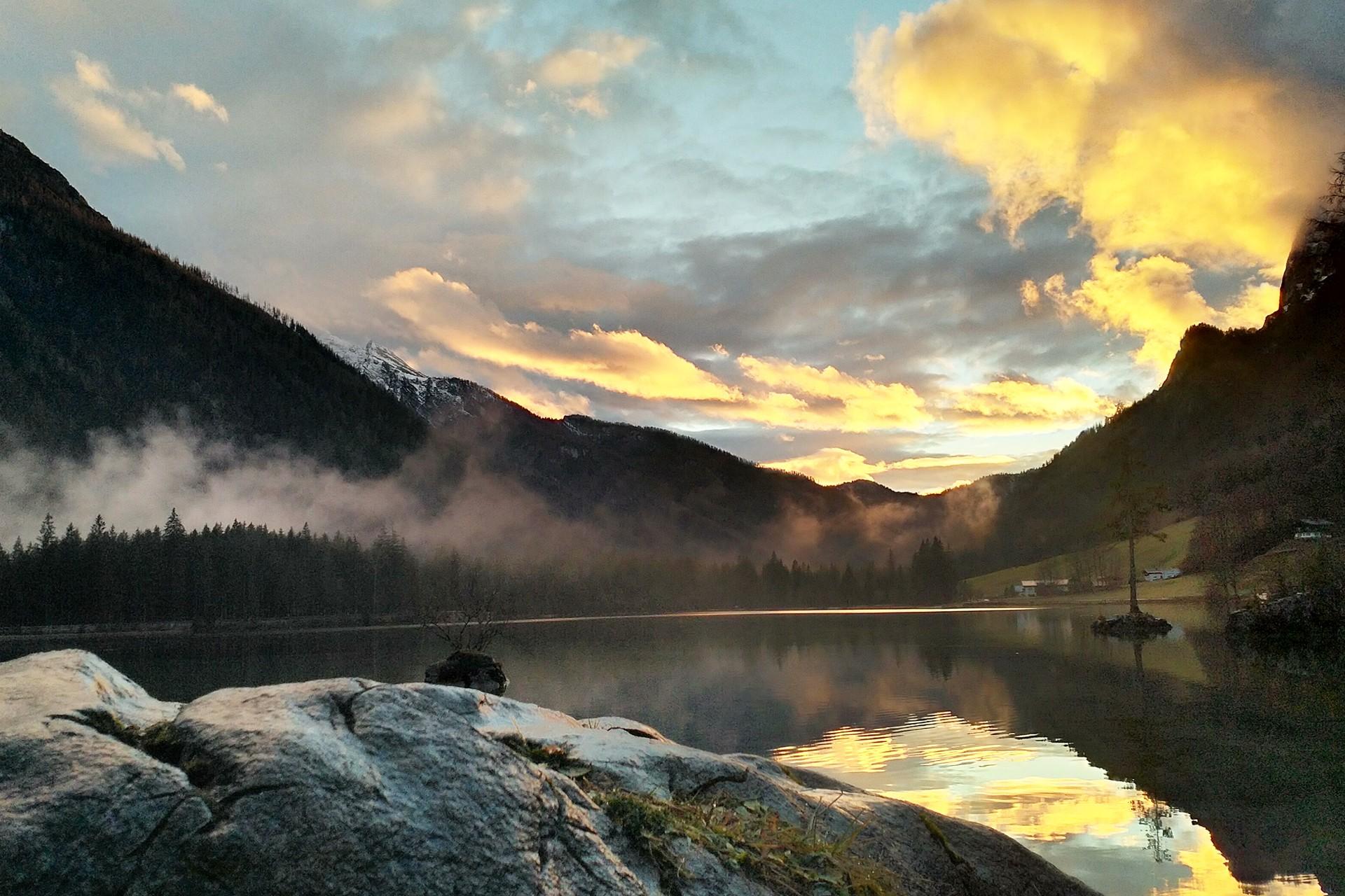 Winterurlaub am Hintersee-Ramsau-Berchtesgaden