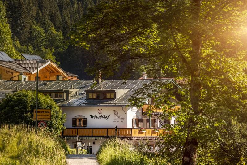 Hotel Gasthof Wörndlhof - Das Refugium Hintersee Ramsau