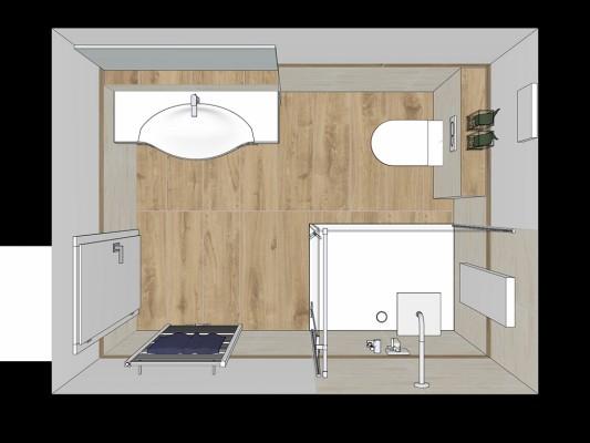 Wohlfühl-Doppelzimmer Refugium R3-3