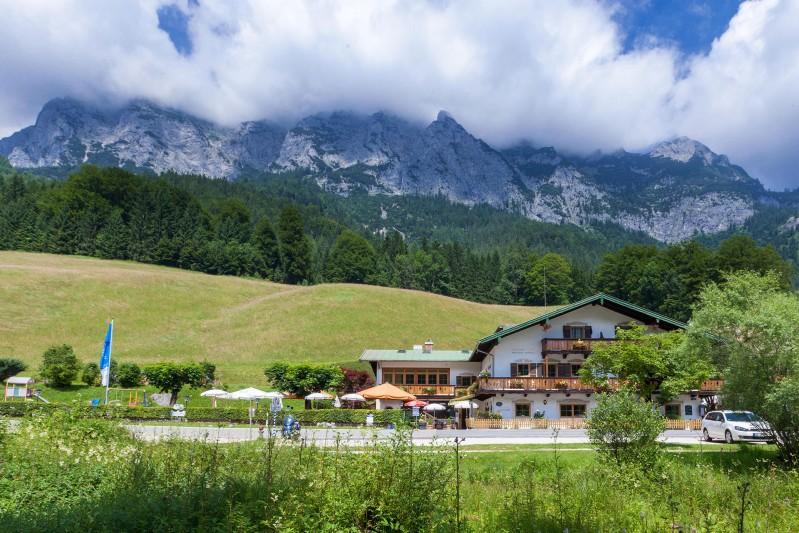 Hotel Gasthof Pension Wörndlhof Hintersee bei Berchtesgaden