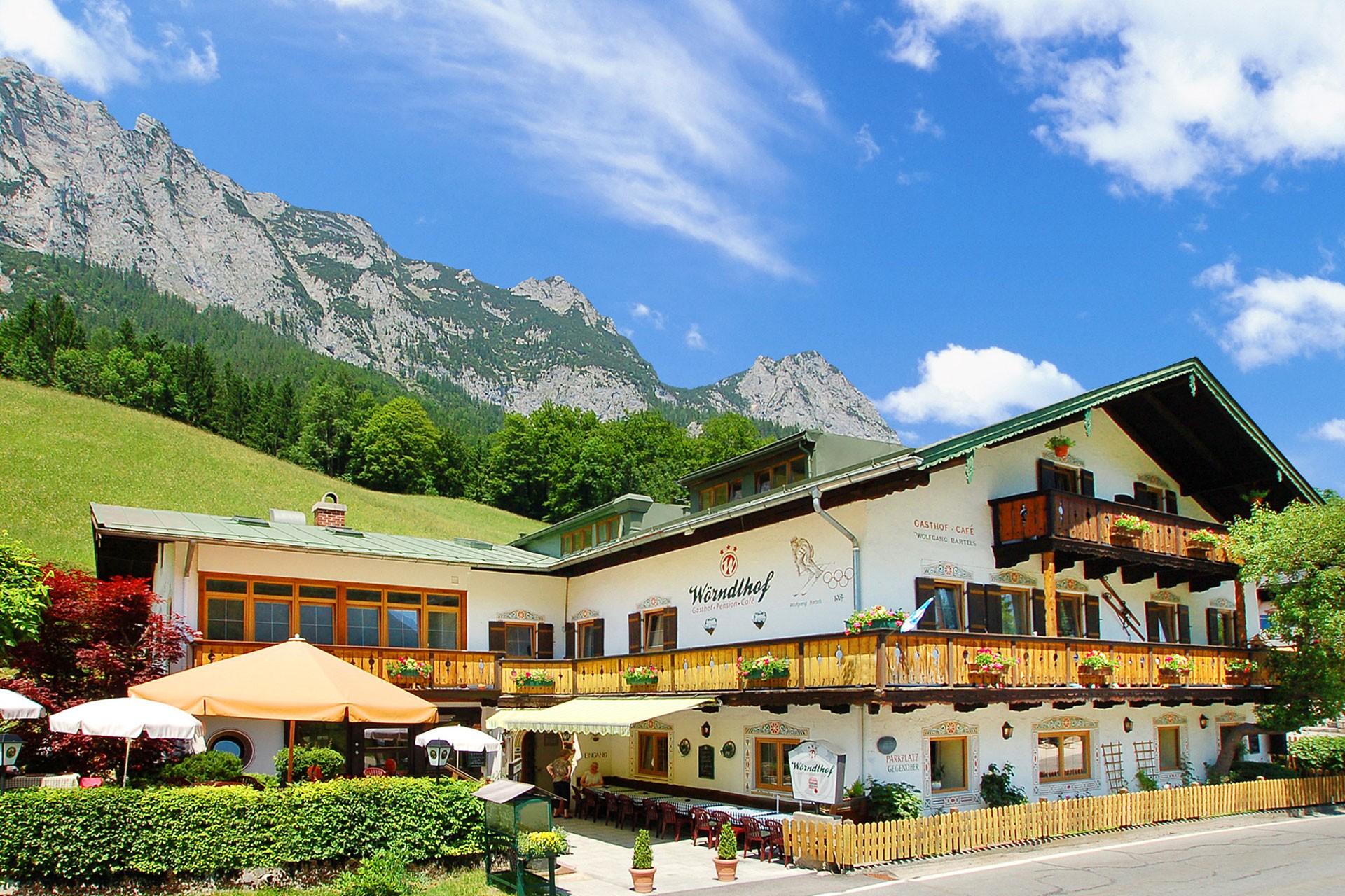 Gasthof Wörndlhof - Zimmer am Hintersee Berchtesgaden-Ramsau